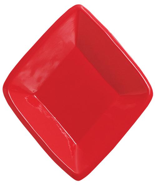 Card Night Diamonds Snack Trays