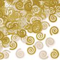 Mimosa Swirls Party Confetti