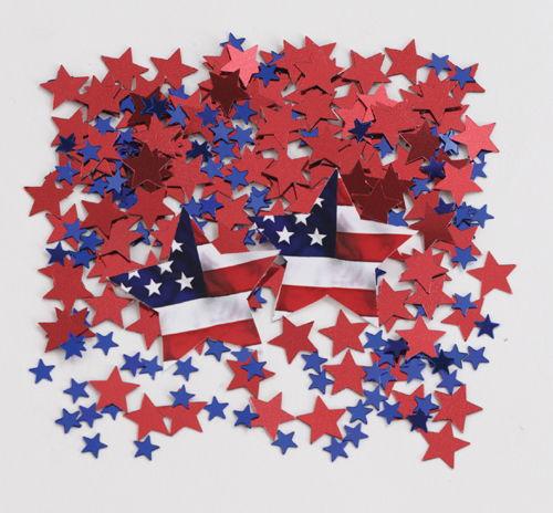4th of July Confetti - U.S. Pride