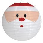 Santa Claus Paper Lanterns - Decorations