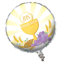 Communion Metallic Party Balloons