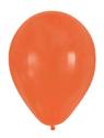 Orange Latex Balloons