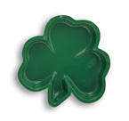 St. Patrick's Day Plastic Trays