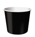 Black Paper Treat Cups