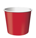 Classic Red Paper Treat Cups