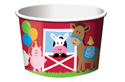 Farmhouse Paper Treat Cups
