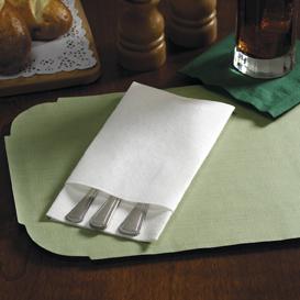 Linen-Like Quick Dinner Napkin