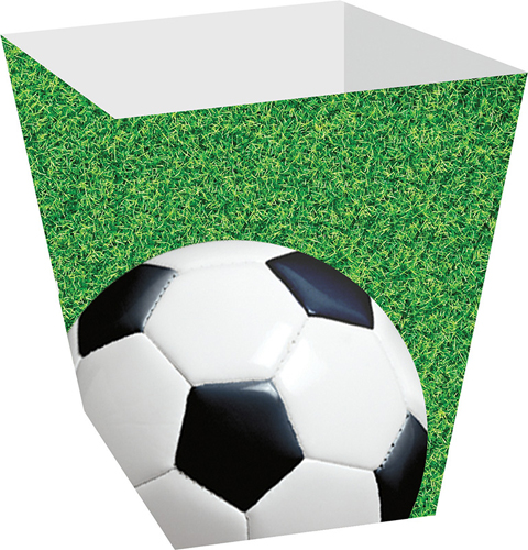 Soccer Paper Treat Boxes
