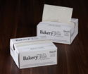 Small Waxed Bakery Tissues - Interfolded