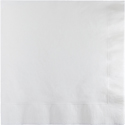 White Luncheon Napkins - 600 Count