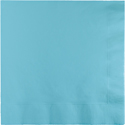 Pastel Blue Luncheon Napkins - 600 Count