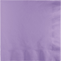Lavender Luncheon Napkins - 600 Count