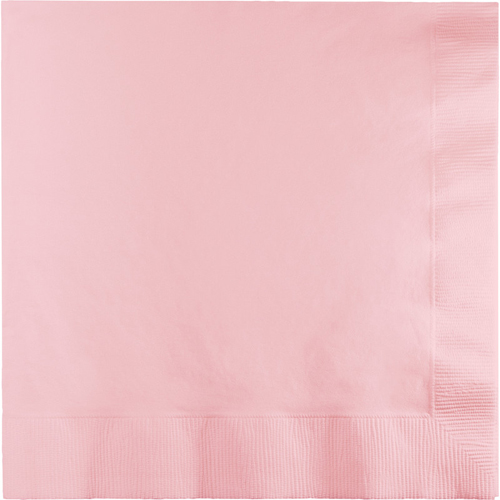 Pink Luncheon Napkins - 600 Count