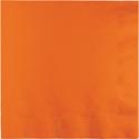 Sunkissed Orange Luncheon Napkins - 600 Count