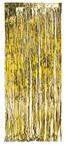 Gold Foil Door Fringe