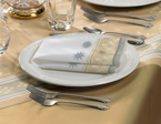 Winter Charme Dunilin Paper Dinner Napkins