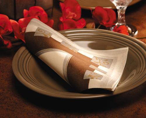 Torino Dunilin Paper Dinner Napkins