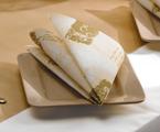 Salento Champagne Dunilin Paper Dinner Napkins