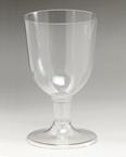 Bulk Plastic Wine Glasses - SMALL