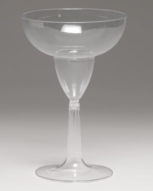 Plastic Margarita Glasses - Disposable
