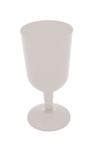 White Frost Plastic Wine Glasses - 5 oz.
