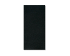 Black FashnPoint Paper Dinner Napkins – 1/8 Fold