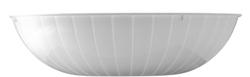 White Plastic Serving Bowls