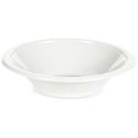 White Plastic Bowls - Bulk