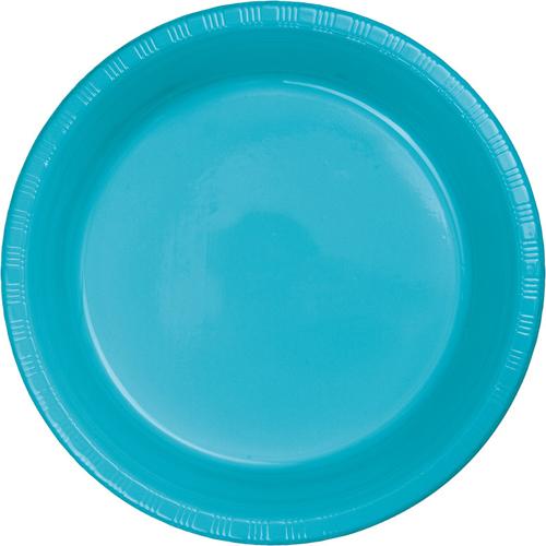 Bermuda Plastic Banquet Dinner Plates