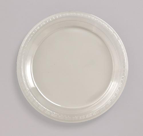 Clear Plastic Dessert Plates