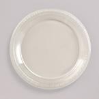Clear Plastic Luncheon Plates - Bulk