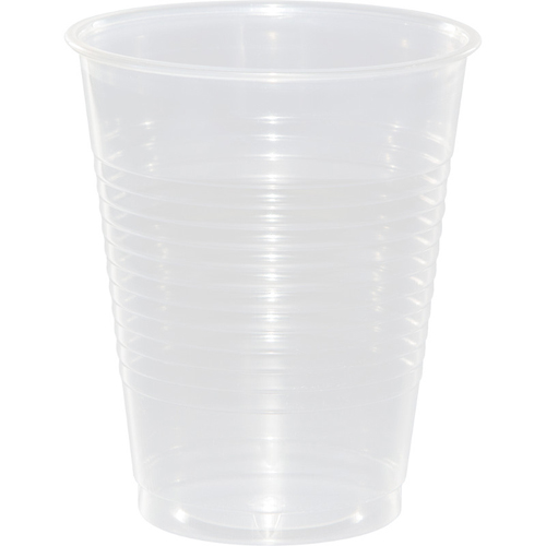 Bulk Clear Plastic Beverage Cups - 16 oz