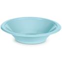 Pastel Blue Plastic Bowls - Bulk