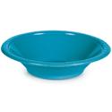 Turquoise Plastic Bowls