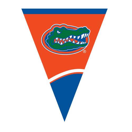 Florida Gators Plastic Flag Banners