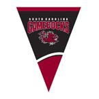 South Carolina Gamecocks Plastic Flag Banners