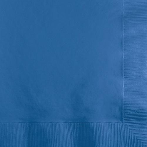 True Blue Beverage Napkins - 1800 Count