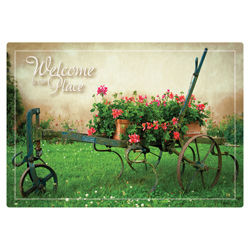 Welcome Guests Paper Placemats