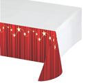 Hollywood Plastic Banquet Tablecloths