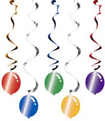 Balloon Parade Dizzy Danglers