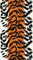 Tiger Stripes Paper Guest Towels