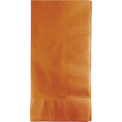 Pumpkin Spice 2Ply Dinner Napkins - 1/8 Fold