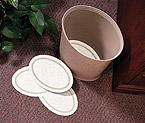 Regal Paper Wastebasket Liners