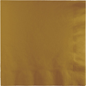Gold Luncheon Napkins - 900 Count