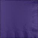 Purple Luncheon Napkins - 900 Count