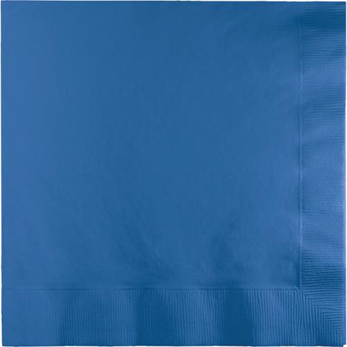 True Blue Luncheon Napkins - 900 Count