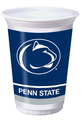 Penn State Plastic Beverage Cups