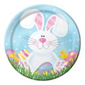Easter Bunny Paper Luncheon Plates