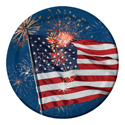 4th of July Paper Luncheon Plates - 8.75