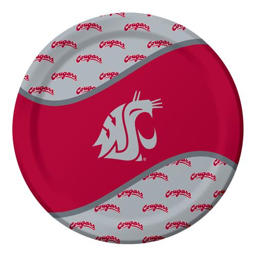 Washington State Paper Luncheon Plates